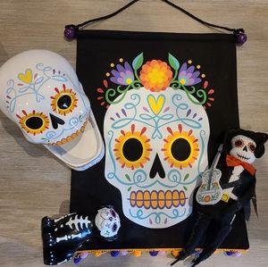 Sugar Skull Halloween Decorations